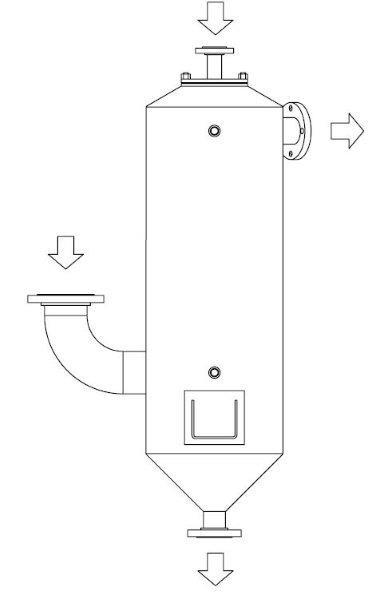 Condensador de misturas