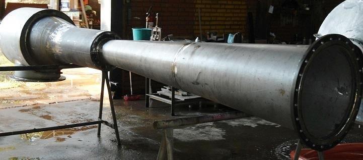 Equipamento de vacuo destinado a destilação