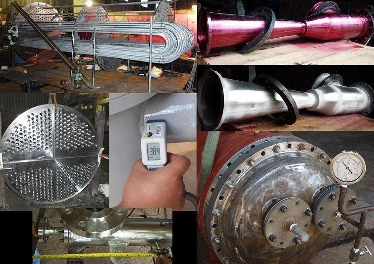 Fabrica de ejetores industriais