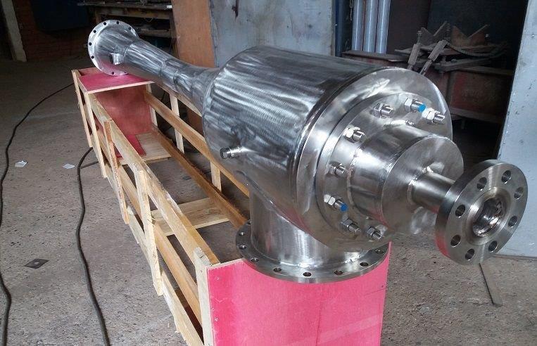 Fabrica de termocompressores